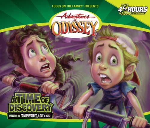 A Time of Discovery (Adventures in Odyssey) by Brand: Tyndale Entertainment (Image #1)