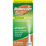 Rhinocort Allergy Spray, 60 Spray