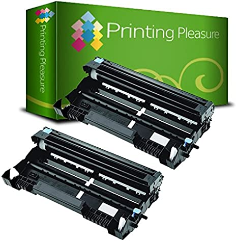 Fimpex Compatible Drum Unit Replacement for Brother HL-2140 2150N 2170W DCP-7045N 7030 7040 MFC-7320 7340 7345DN 7440N 7840W DR2100 1-Pack