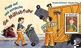 img - for Klapp auf und entdecke die M llabfuhr book / textbook / text book