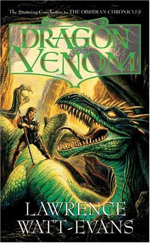 Dragon Venom (Obsidian Chronicles) thumbnail