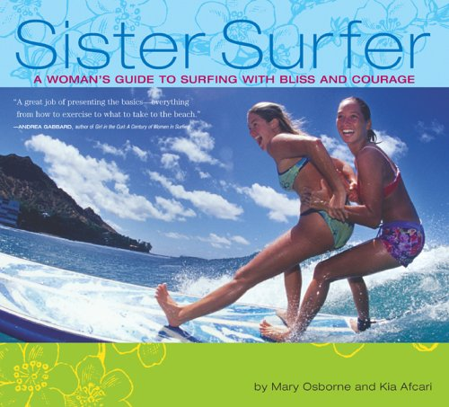 Sister Surfer Womans Surfing Courage product image