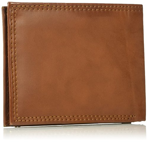 Men's Blocking Wallet Caramel Security Slimfold Rfid Cole REACTION Kenneth pXwqESA