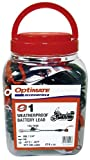 OptiMate Cable O1 JAR Weatherproof Battery Lead, Pack of 20