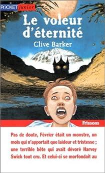 Le Voleur d'éternité par Barker