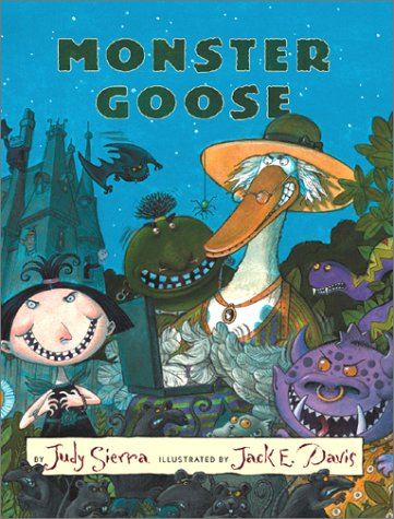 Download Monster Goose: A Magic Shop Book pdf