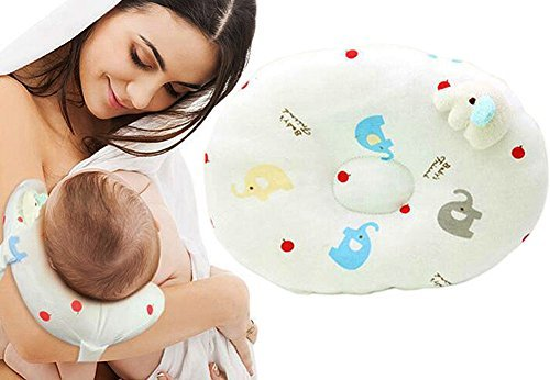 Inflatable Nursing Pillows - 2-in-1 Travel Arm Nursing Pillows for