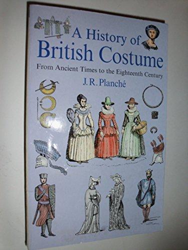 A History of British Costume