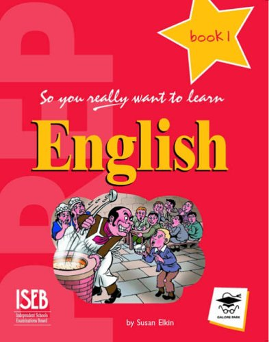 so you really want to learn english book 1 a textbook for key stage