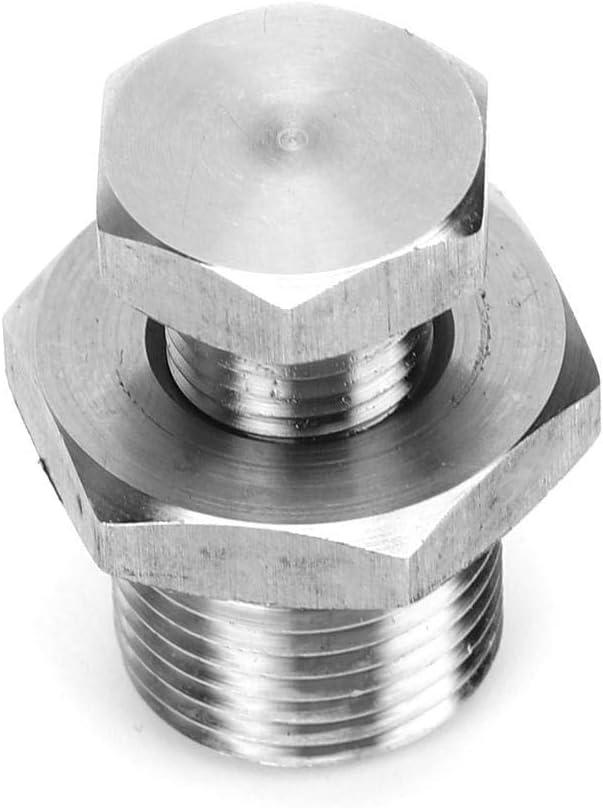 Adattatore sensore ossigeno adattatore riduttore tappo O2 da M18 x 1,50 a M12 x 1,25 adatto per Silvia S13 S14