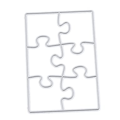 elistelle blank jigsaw puzzles create your own puzzle perfect art