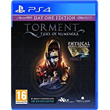 Torment: Tides of Numenera - Day One Edition (PS4) UK IMPORT VERSION
