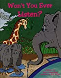 Won't You Ever Listen?, Carol Cummings, 0961457473