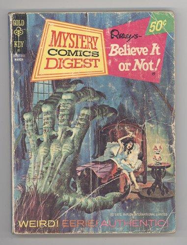 Mystery Gold Key - 9