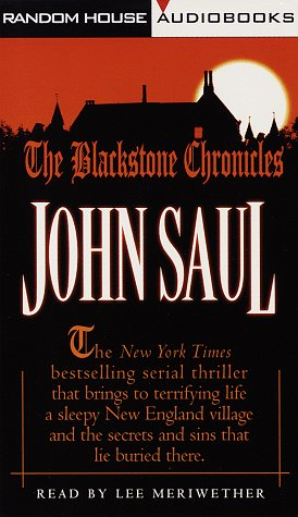 The Blackstone Chronicles: A Serial - John Saul Audio Books