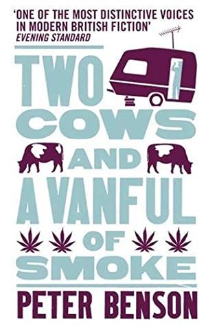 book cover of Two Cows and a Vanful of Smoke