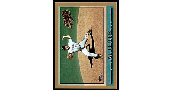 Amazon.com: Baseball MLB 1998 Topps Inaugural Diamondbacks ...