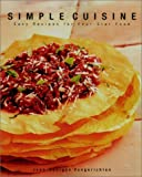 Simple Cuisine, Jean-Georges Vongerichten, 0028609913