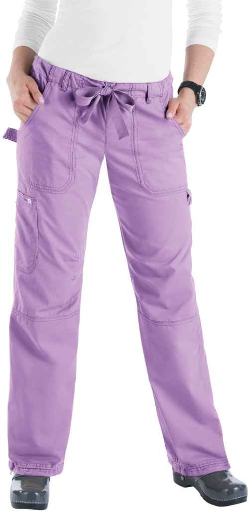 KOI 701 Women's Lindsey Pant French Lilac XX-Large