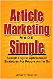 51GCHM7K oL. SL160  How can Article Marketing boost your SEO campaign