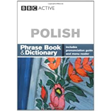 Polish Phrase Book & Dictionary: Includes Pronunciation Guide & Menu Reader