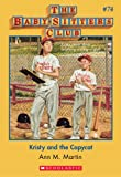 Kristy and the Copycat (Baby-Sitters Club) by Ann M. Martin front cover