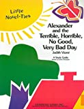 Alexander & the Terrible, Horrible, No Good, Very Bad Day: Novel-Ties Study Guide