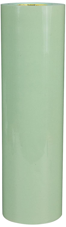 Image of 3M Sandblast Stencil Hand-Cut Splice Free 510, Green, 25 in x 10 yd, 45 mil Adhesive Sheets