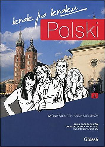 Book Polski, Krok Po Kroku: Level 2 (A2/B1): Coursebook for Learning Polish as a Foreign Language (Polish Edition)