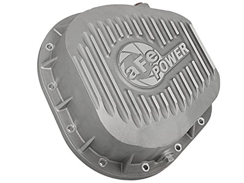 aFe Power 46-70020 FordF-250/F-350/Excursion Rear Differential Cover (Raw;Street Series) -