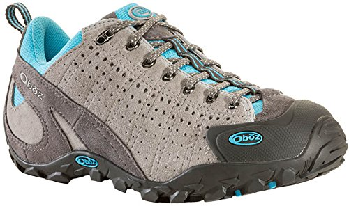 Oboz Teewinot Hiking Boot - Women's Turquoise 7 by Oboz