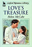 Love's Treasure, Helen McCabe, 0708950841
