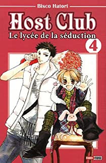 Host Club, tome 4 par Hatori