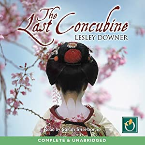 The Last Concubine Audiobook