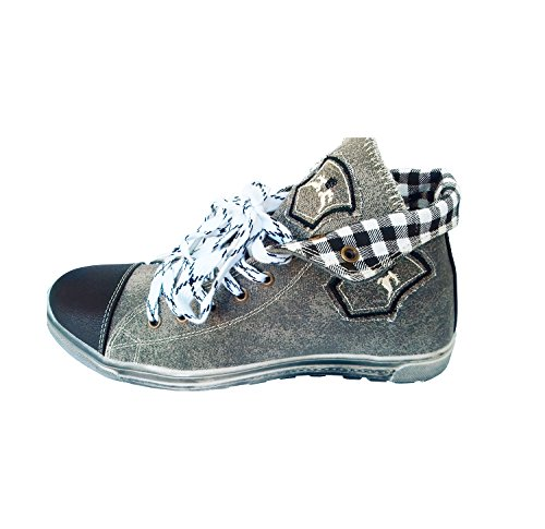 Gris Maddox Femme Pour Baskets Country Ox1qpP