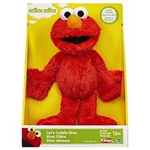 Sesame Street Let's Cuddle Elmo