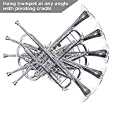 String Swing Horizontal Trumpet Holder