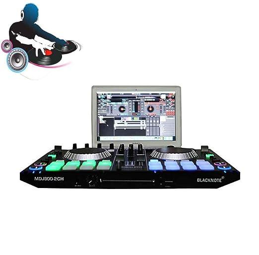 MDJ8000 DJ Controlador De Computadora Controlador Midi para ...