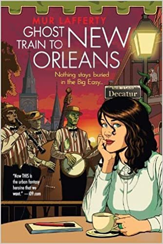 Book Ghost Train to New Orleans (The Shambling Guides)- Common