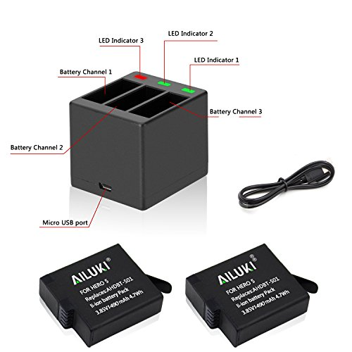 Buy gopro hero 5 battery