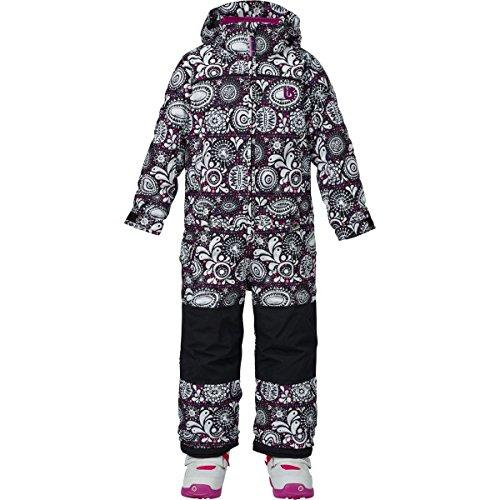 Price comparison product image Burton MiniShred Illusion One Piece Snow Suit - Toddler Girls' Sun Doodle, 2T