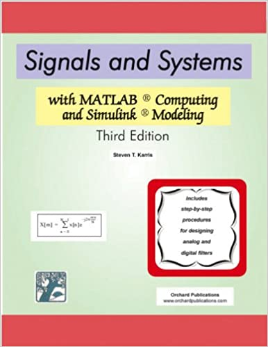Buy Signals and Systems With Matlab Computing and Simulink