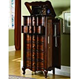 Hooker Furniture 500-50-757 French Jewelry Armoire, Mahogany Veneer