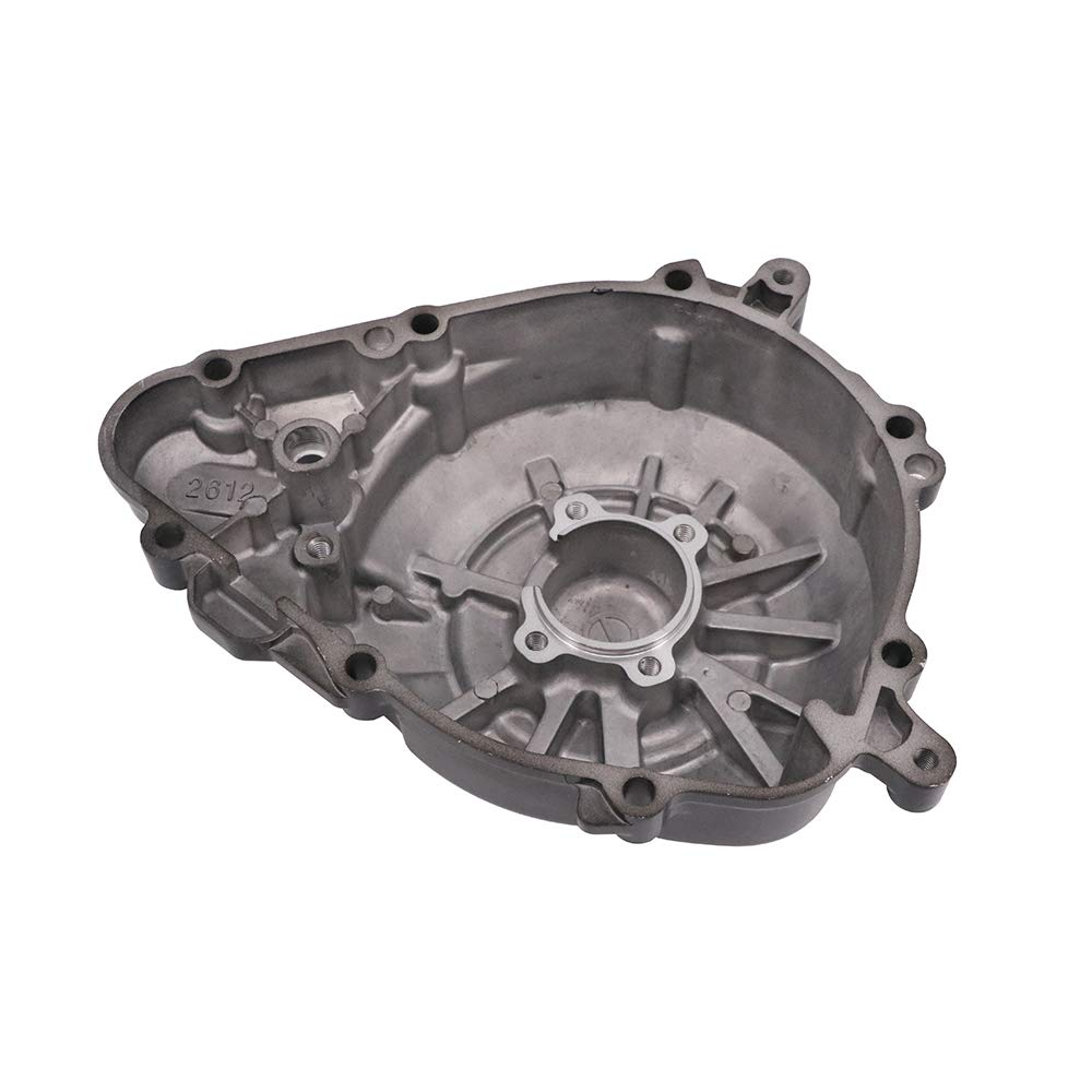 AnXin Motorcycle Engine Stator Crankcase Crank Case Cover CNC for Kawasaki ZX6R 1998-2002 1999 2000 2001