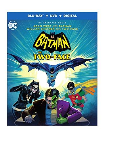 - Batman vs. Two-Face (BD) [Blu-ray]