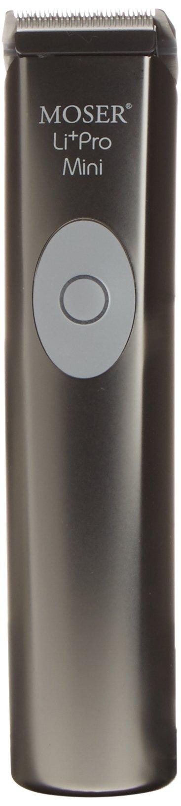New MOSER 1584 Li+Pro Mini Professional Cordless Hair Trimmer 100-240V