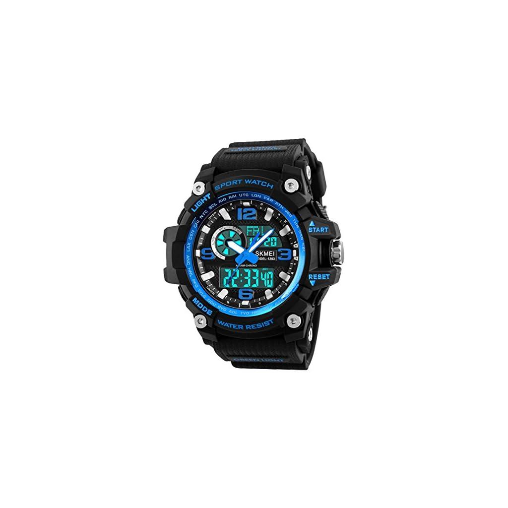Las mejores ofertas online en relojes de hombre