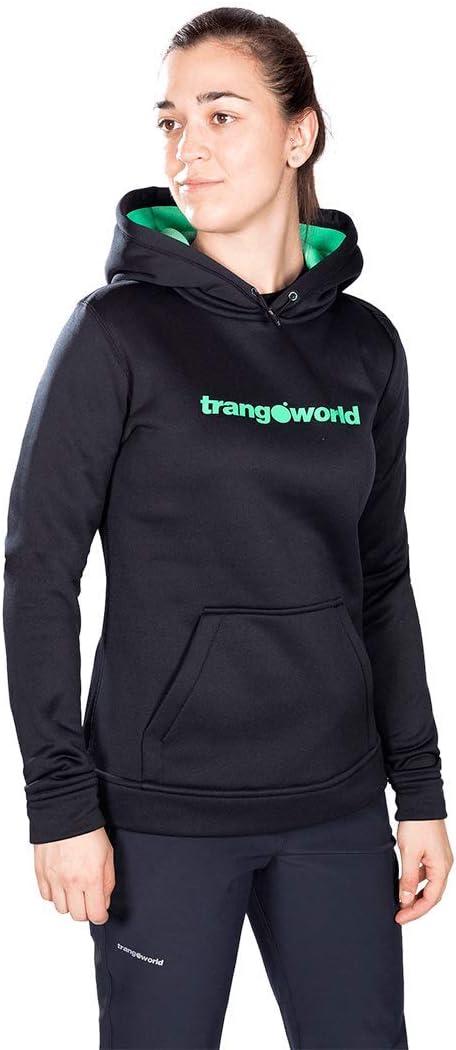 TALLA M. TRANGOWORLD Poppi - Sudadera Mujer
