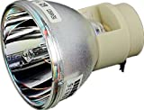 AWO SP.8VH01GC01 SP.73701GC01 BL-FP190E Projector Replacement Bare Lamp Bulb for OPTOMA HD141X EH200ST GT1080 DH1009 HD26 S316 X316 W316 DX346 BR323 BR326