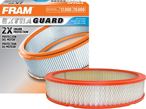 FRAM CA324A Extra Guard Round Plastisol Air Filter